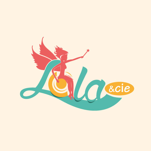 Logo Lola and cie